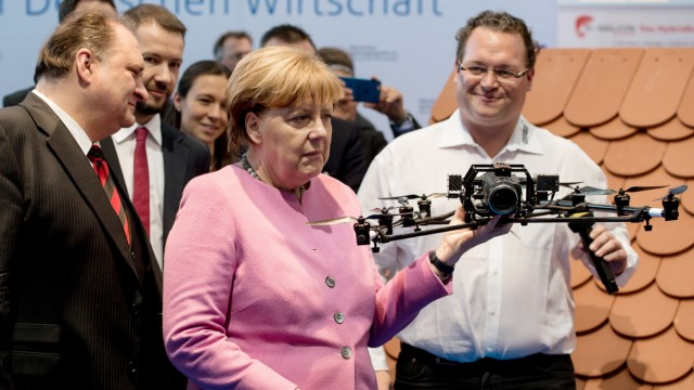 Spitzengespräch der deutschen Wirtschaft