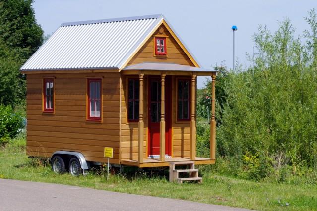 Mini-Häuser auf Rädern: Die Tiny-Houses-Bewegung