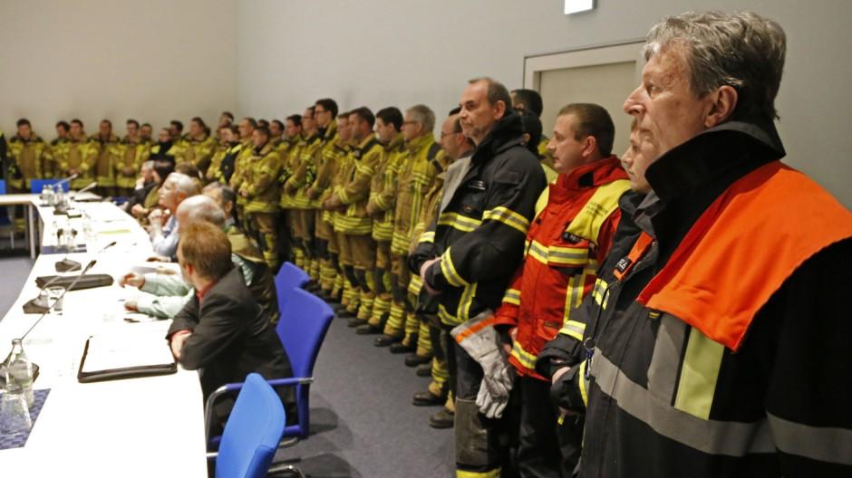Feuerwehr in Bad Aibling