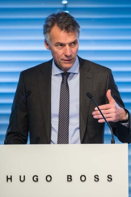 Hugo Boss AG - Claus-Dietrich Lahrs