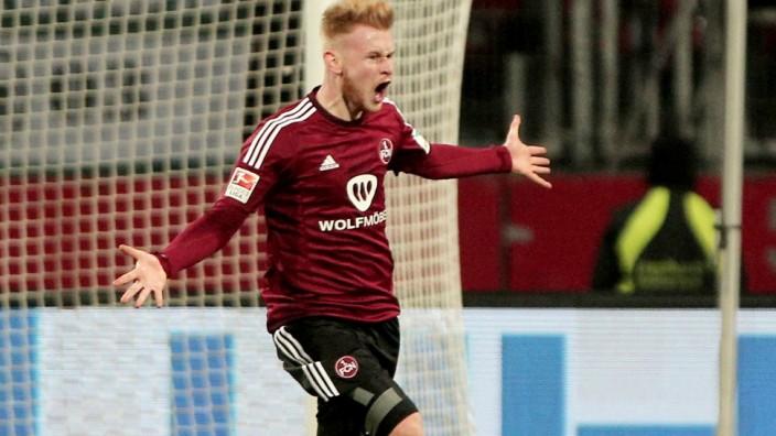 1. FC Nuernberg v Greuther Fuerth - 2. Bundesliga