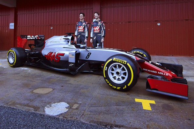 Esteban Gutierrez,  Romain Grosjean