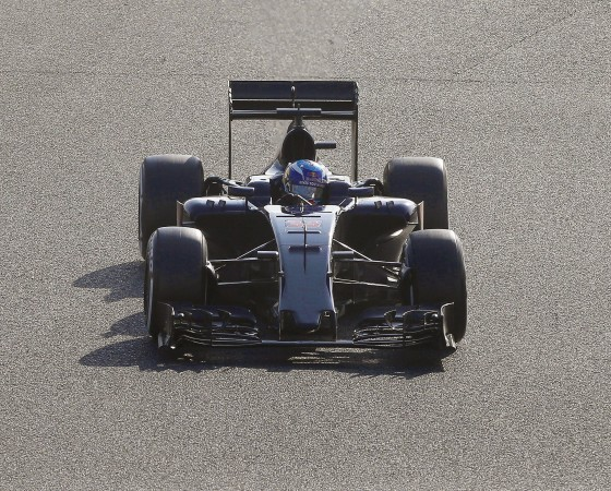Formula One pre-season testings in Barcelona