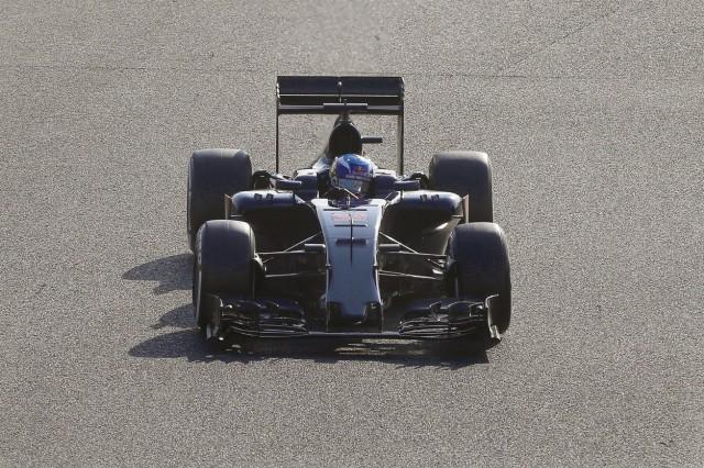 Formula One pre-season testings in Barcelona
