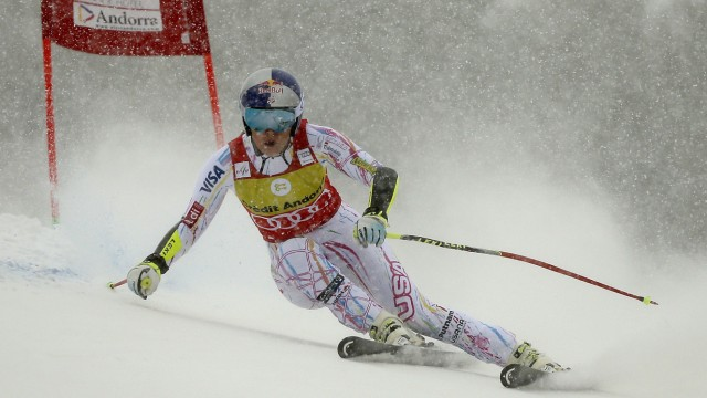 FIS Alpine Skiing World Cup in Soldeu-El Tarter