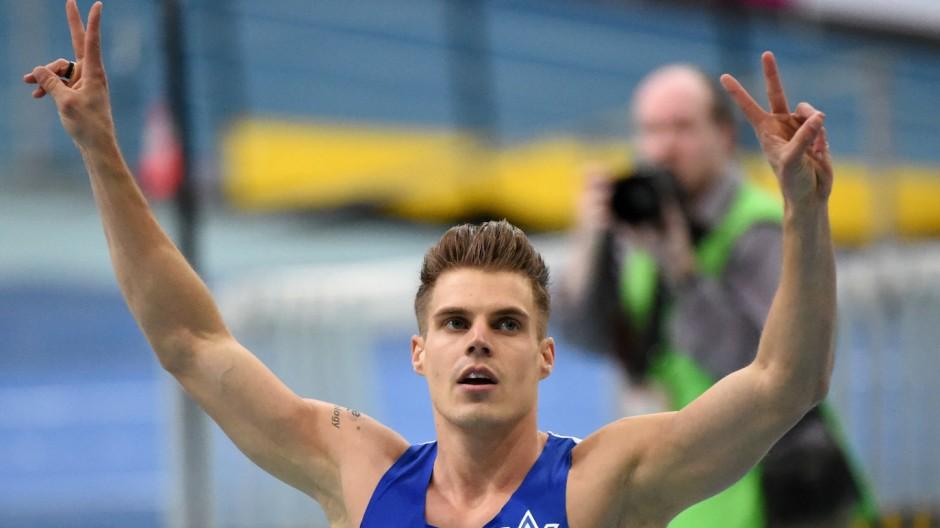 Leichtathletik - Deutsche Hallen-Meisterschaften