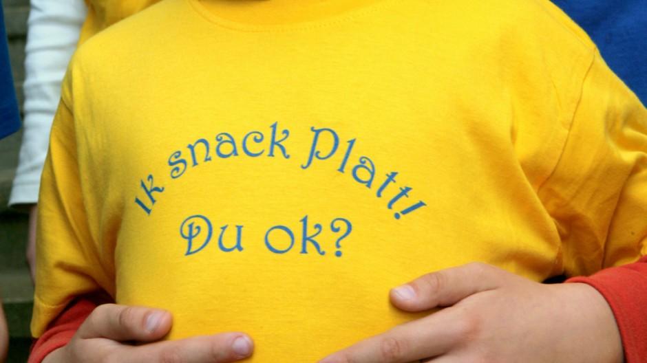 Schweriner Schüler lernen 'Plattdüütsch'
