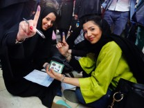 Iran parliamentary and Assembly of Experts election