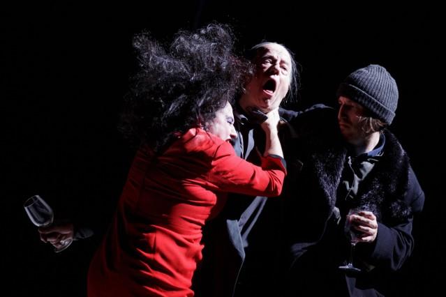 Peter Handke theatrical play premieres in Vienna
