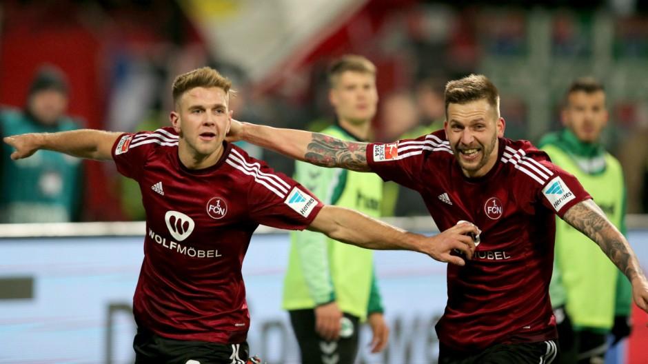 1. FC Nürnberg - SpVgg Greuther Fürth