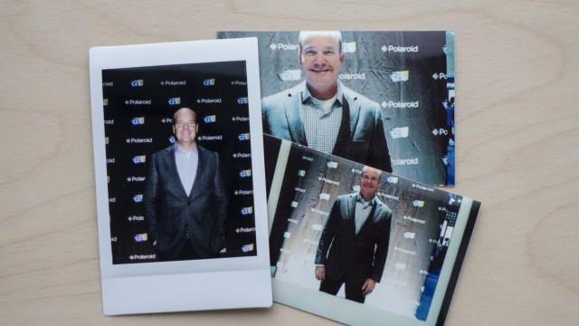 Polaroid Polaroid-Chef Scott Hardy