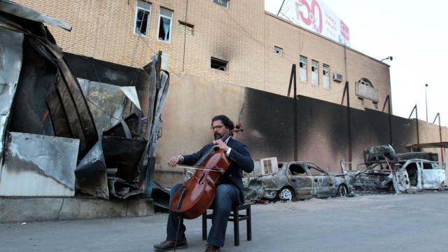 Feuilleton Beethoven im Irak