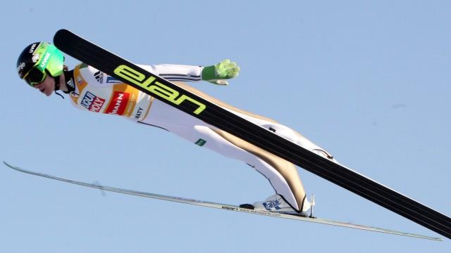 FIS Ski Jumping World Cup in Almaty
