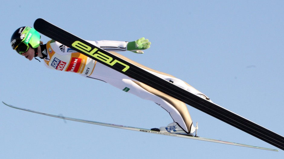 FIS Ski Jumping World Cup in Almaty