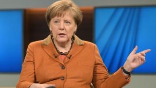 Merkel zu Gast bei Anne Will