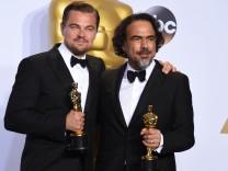 Leonardo DiCaprio, Alejandro G. Inarritu