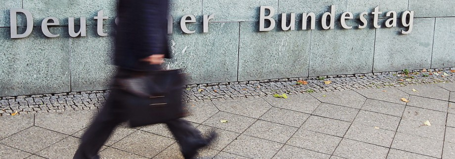 Berlin Mitte Is Home To Germany's Lobbyists