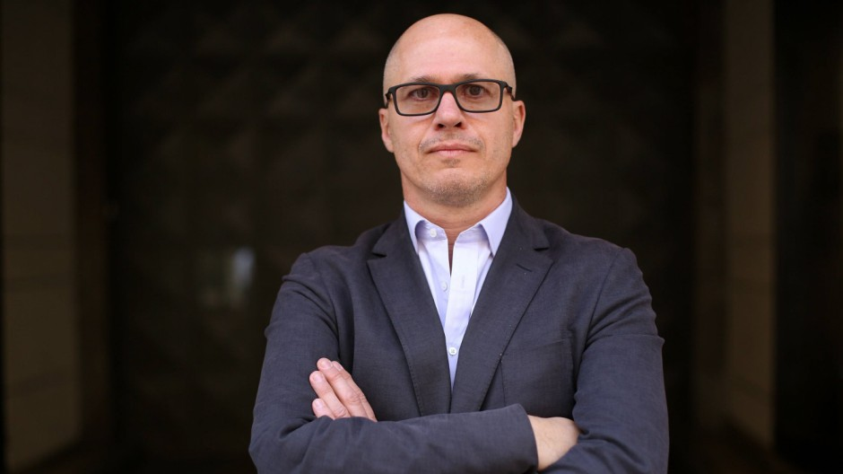 PXL_Aleksandar Hemon Book 09 05 2015 Zagreb Croatia Bosnian American fiction writer essayist a