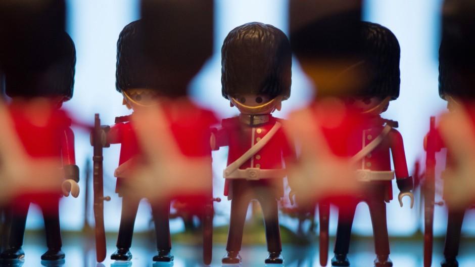 Ausstellung Spielzeugträume Playmobil