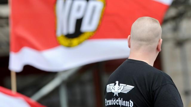 NPD-Existenz hängt an Karlsruhe