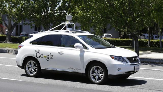 Google Autonomes Fahren