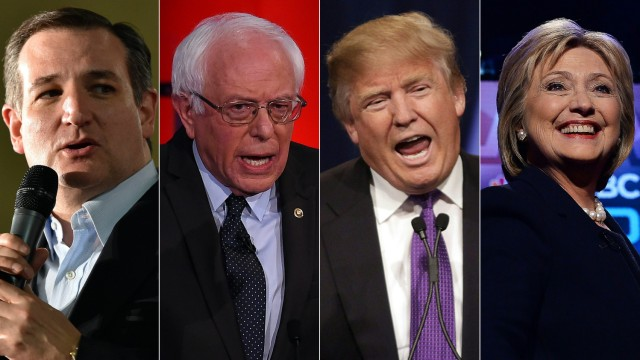 US-Wahl US-Vorwahlen