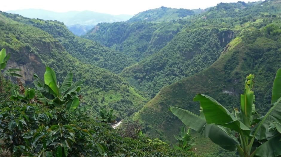 Kolumbien Geheimnisvolle Stadt in Kolumbien