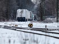 Zug aus Bad Aibling