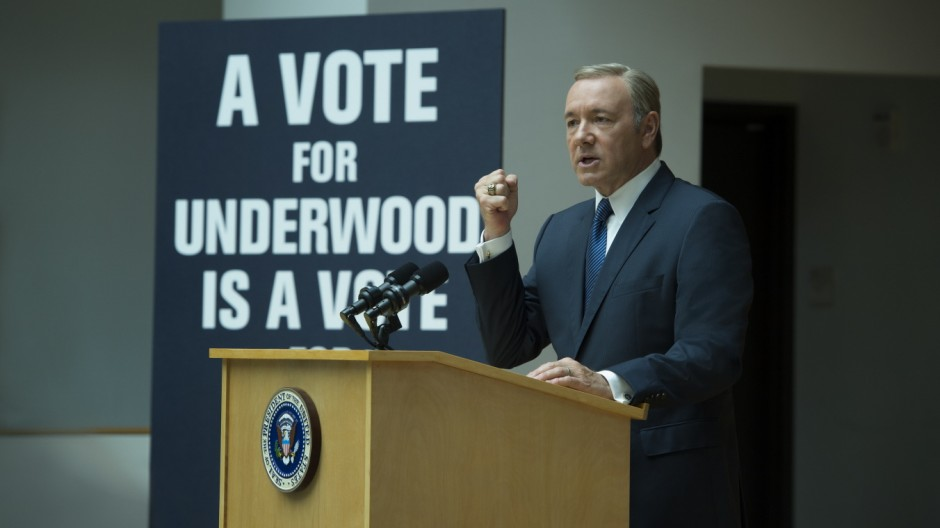 House of Cards - Season 4 (Staffel 4)