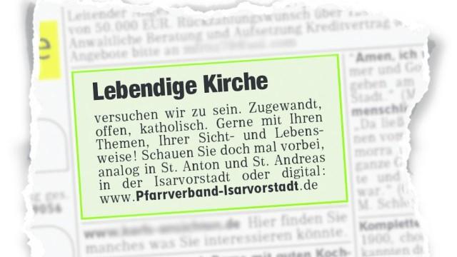 Süddeutsche Zeitung München Isarvorstadt
