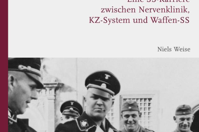 Buchcover Niels Weise Theodor Eicke