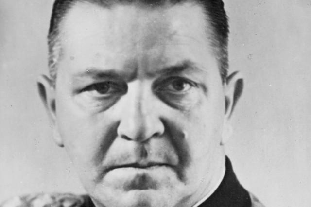 Theodor Eicke, 1942