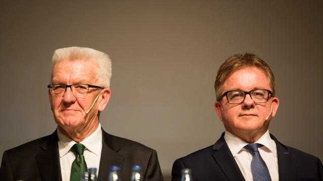 Podiumsdiskussion mit Spitzenkandidaten der Landtagswahl 2016