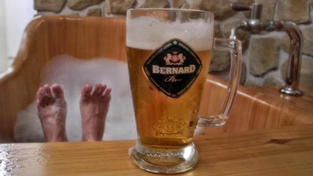 Bier Wellness Prag