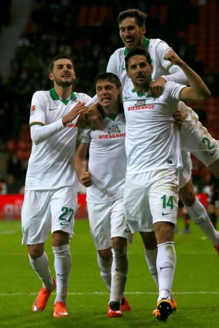 Bayer Leverkusen v Werder Bremen - Bundesliga