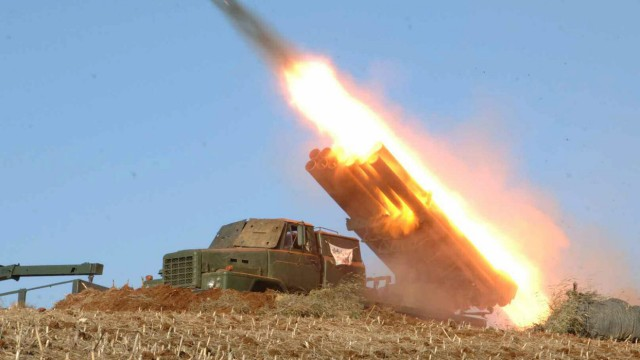 North Korea fires short-range missiles following UN sanctions, re