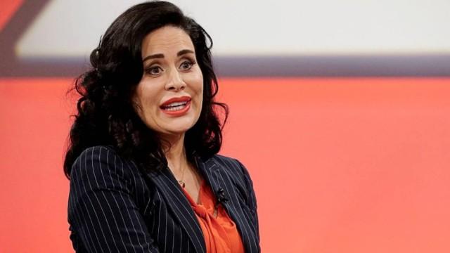 Sandra Maischberger Maischberger-Talk