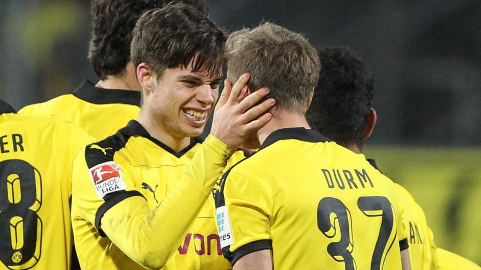 Bundesliga Dortmund gewinnt