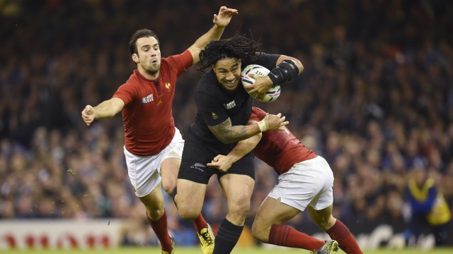 New Zealand v France - IRB Rugby World Cup 2015 Quarter Final