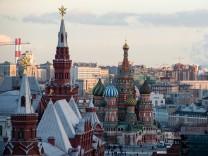 Blick auf den Kreml