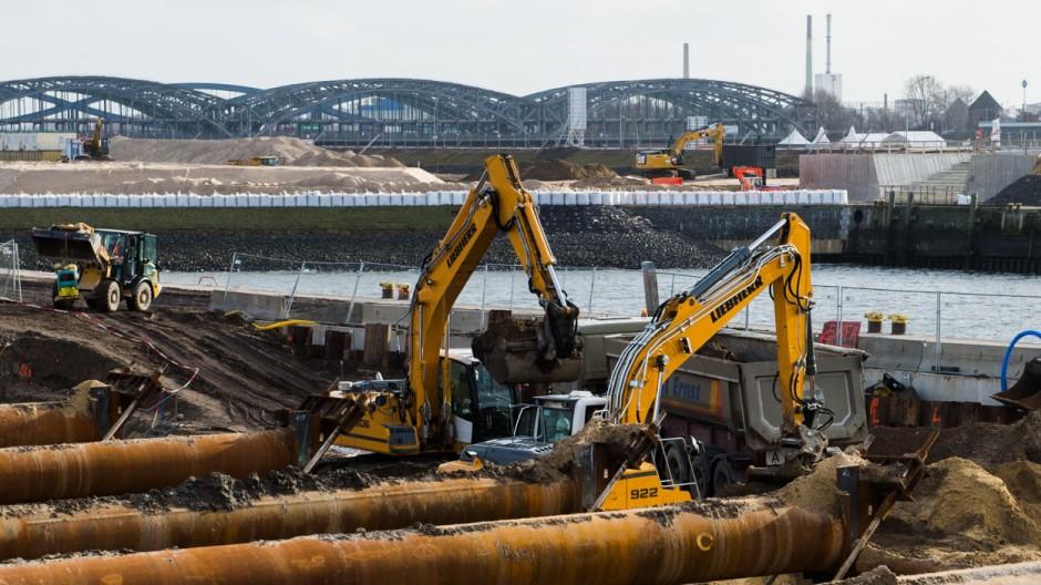 Entwicklung HafenCity