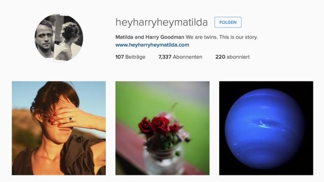 Hey Harry, Hey Matilda