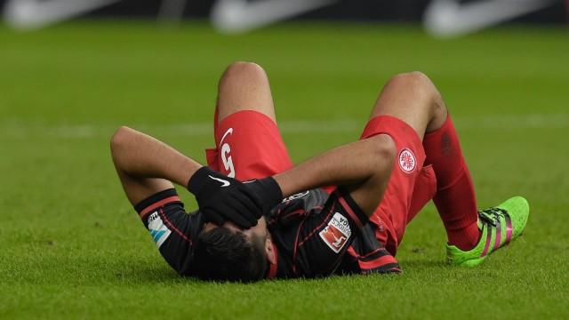 Bundesliga Proteste bei Eintracht Frankfurt