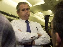 BUSH BREATHES SIGH OF RELIEF AFTER WINNING VIRGINIA