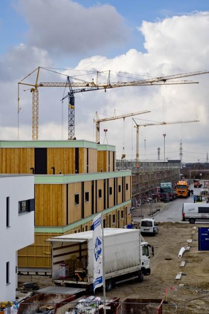 Süddeutsche Zeitung Ebersberg Wohnungsbau