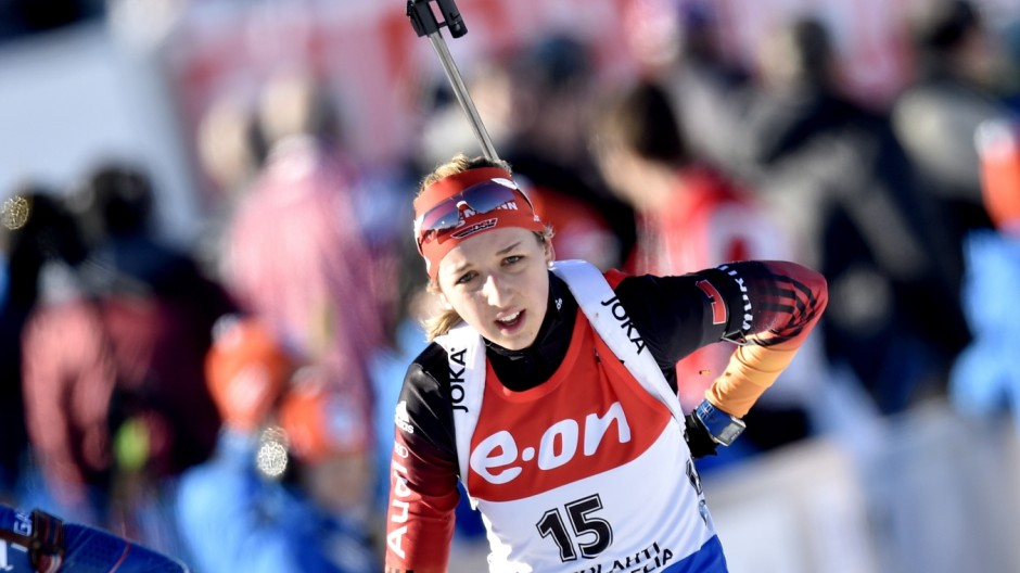 IBU Biathlon World Championships - Men's and Women's Mass Start