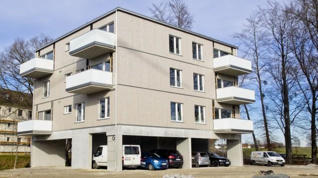 Wohnen in München Bauen in München