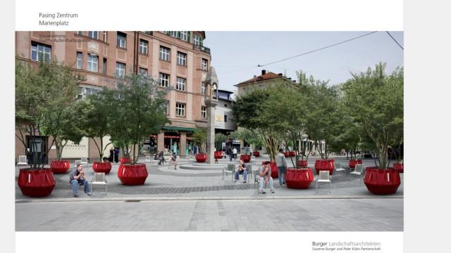 Pasing Rot Ist Die Hoffnung München Süddeutschede
