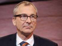 Volker Beck Mitglied des Deutschen Bundestages Bündnis 90 Die Grünen im phoenix Polittalk Unter
