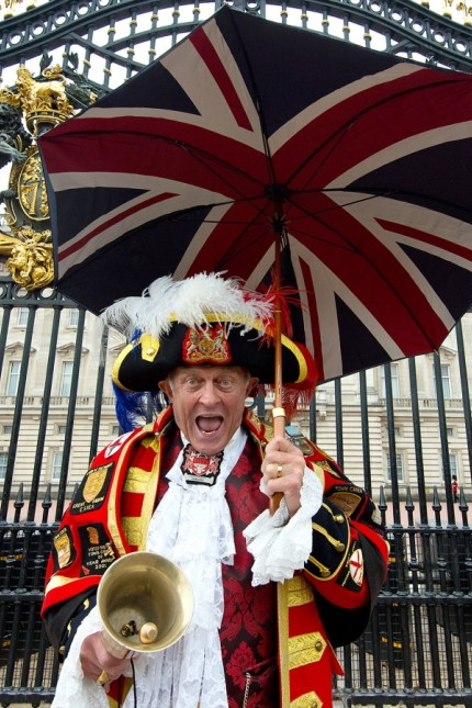 London Celebrates The Queen Becoming The Longest Serving Monarch